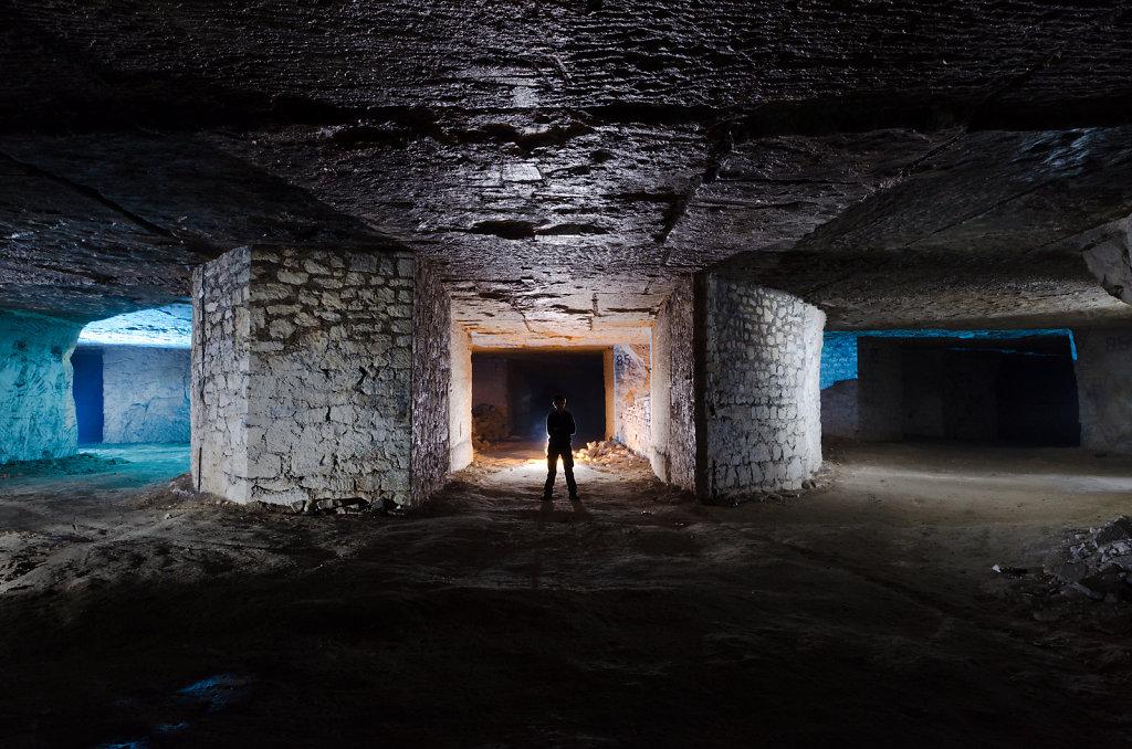 Un Musée sous la Terre