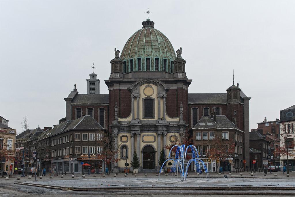 Charleroi, Ville Morte